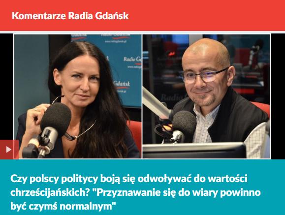 Czy polscy politycy boją się odwoływać do wartości chrześcijańskich?